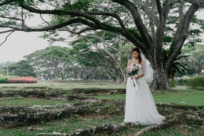 Verleen & Alan Wedding Day by Maison Superb - 011