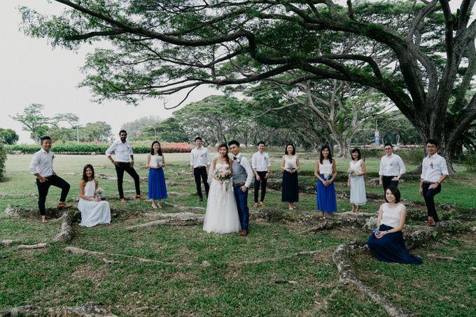 Verleen & Alan Wedding Day by Byben Studio Singapore - 012