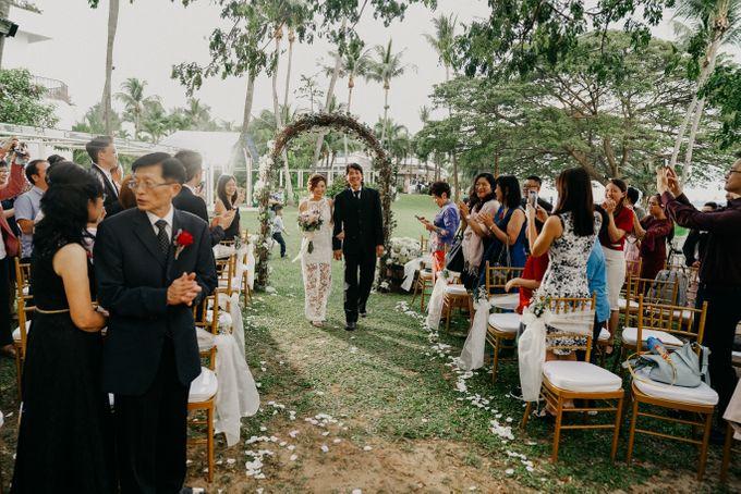 Verleen & Alan Wedding Day by Maison Superb - 013