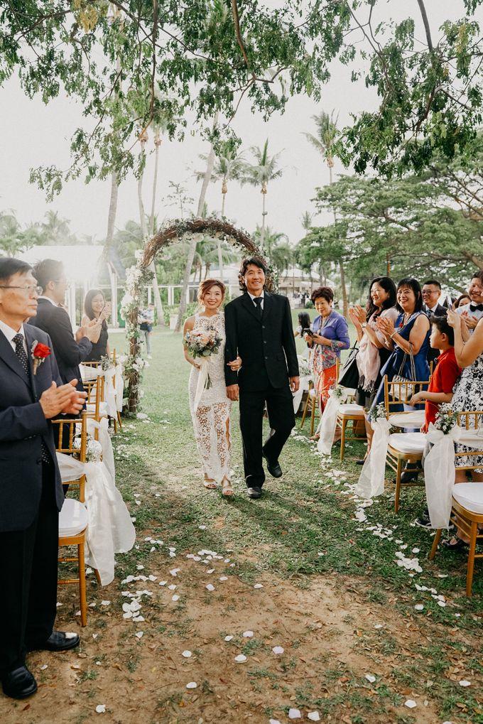 Verleen & Alan Wedding Day by Maison Superb - 014