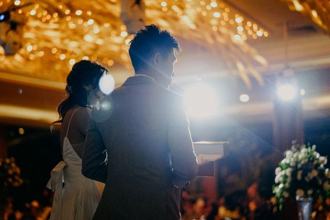Verleen & Alan Wedding Day by Maison Superb - 016