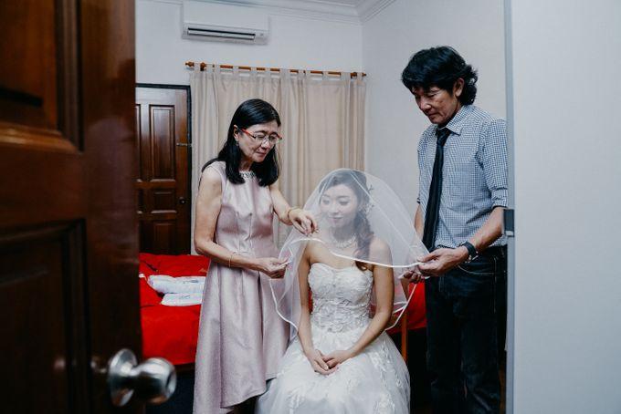 Verleen & Alan Wedding Day by Maison Superb - 001