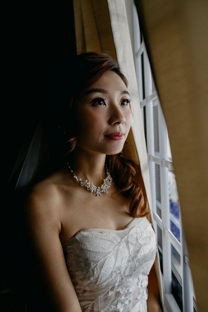 Verleen & Alan Wedding Day by Byben Studio Singapore - 002