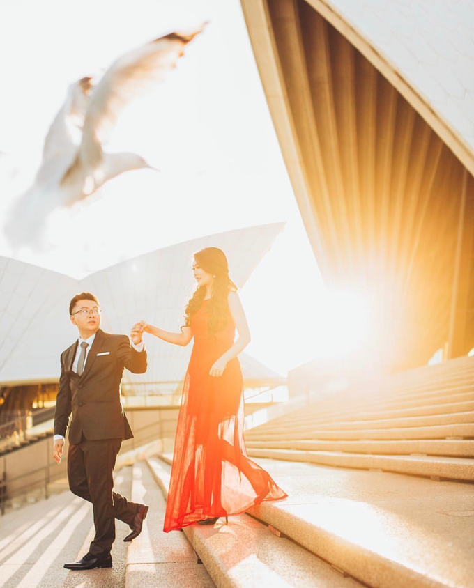 Richard & Jen at Sydney by Vermount Photoworks - 003