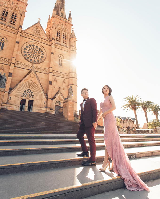 Richard & Jen at Sydney by Vermount Photoworks - 006