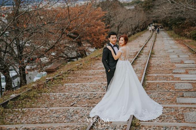 Overseas Pre-wedding by Verona Bridal - 004