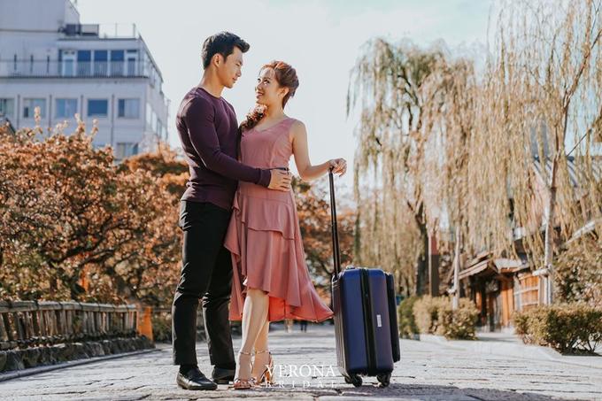 Overseas Pre-wedding by Verona Bridal - 003