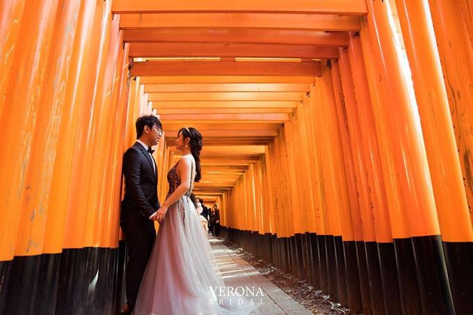 Overseas Pre-wedding by Verona Bridal - 007