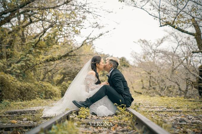 Overseas Pre-wedding by Verona Bridal - 010