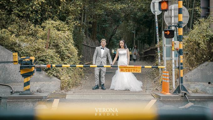 Overseas Pre-wedding by Verona Bridal - 011