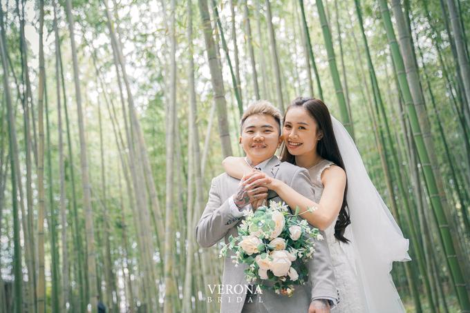 Overseas Pre-wedding by Verona Bridal - 013