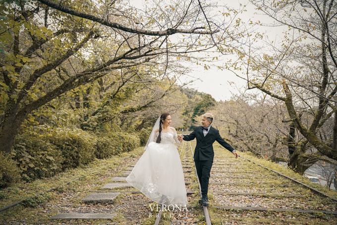Overseas Pre-wedding by Verona Bridal - 014