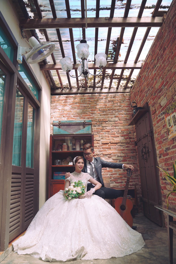 Local Pre-wedding by Verona Bridal - 009