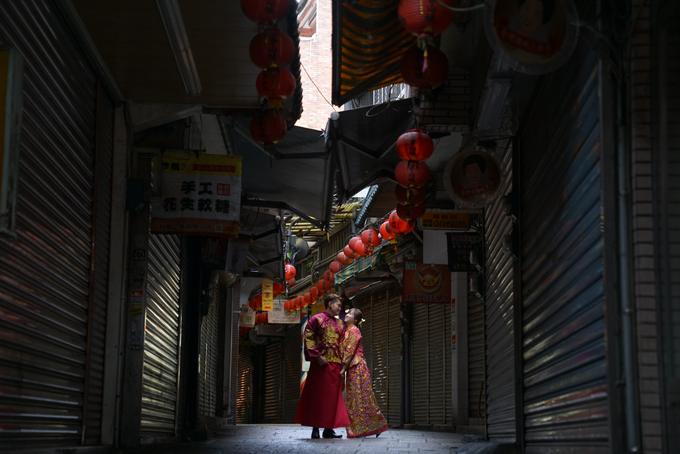 Overseas Pre-wedding by Verona Bridal - 017