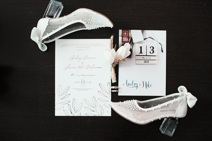 Extraordinary Day of Andry & Nike by VERVE PLANNER & ORGANIZER - 008