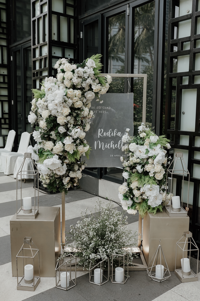 Extraordinary Day of Rodika & Michelle by VERVE PLANNER & ORGANIZER - 021