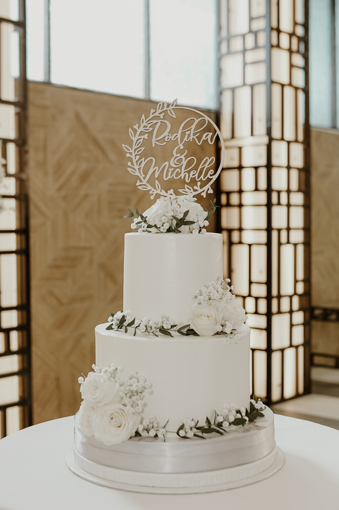 Extraordinary Day of Rodika & Michelle by VERVE PLANNER & ORGANIZER - 022