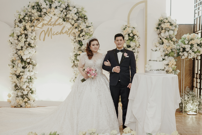Extraordinary Day of Rodika & Michelle by VERVE PLANNER & ORGANIZER - 025