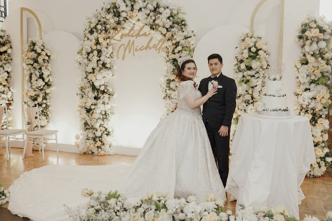 Extraordinary Day of Rodika & Michelle by VERVE PLANNER & ORGANIZER - 026