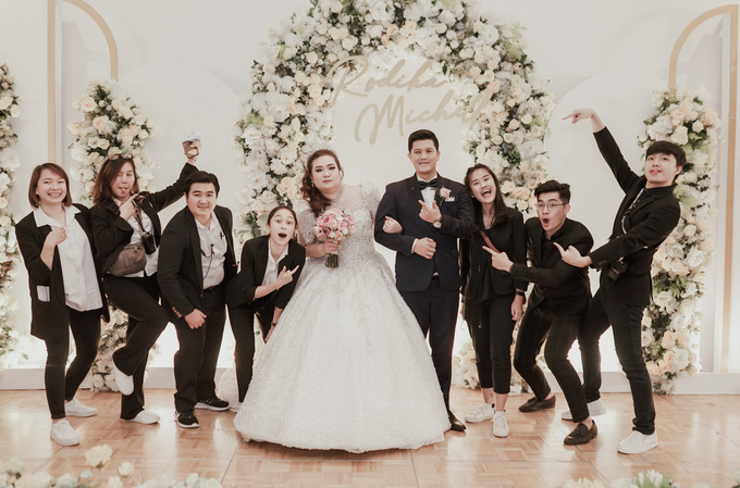 Extraordinary Day of Rodika & Michelle by VERVE PLANNER & ORGANIZER - 028