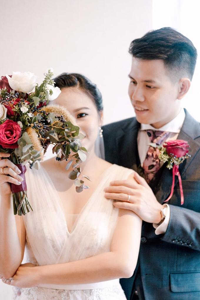 WEDDING DAY OF DEVY SOFIANY by VEZZO STUDIO by Christie Basil - 002