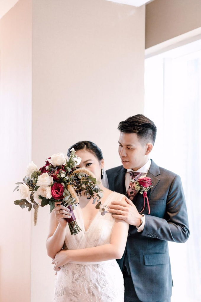 WEDDING DAY OF DEVY SOFIANY by VEZZO STUDIO by Christie Basil - 001