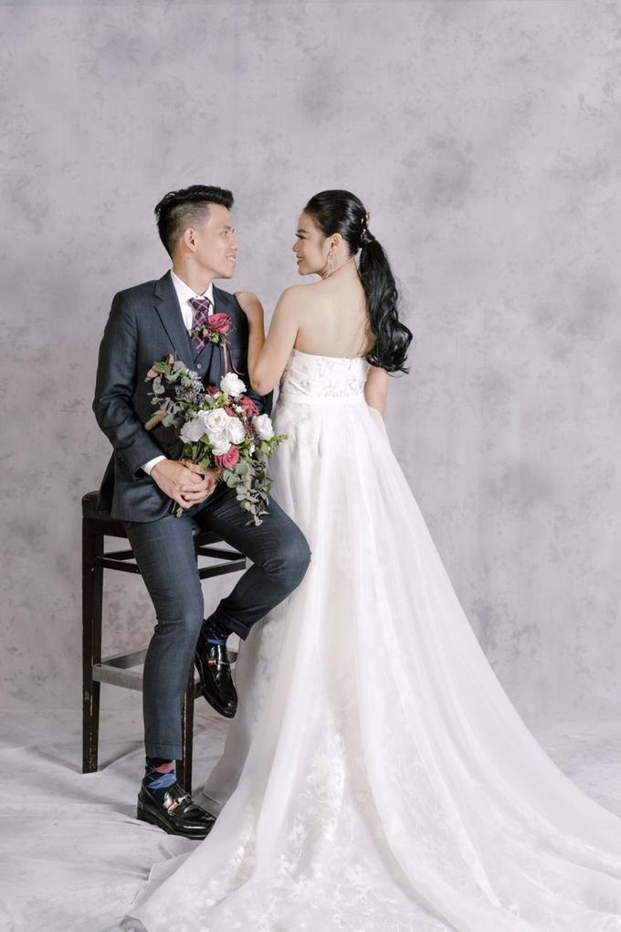 WEDDING DAY OF DEVY SOFIANY by VEZZO STUDIO by Christie Basil - 005