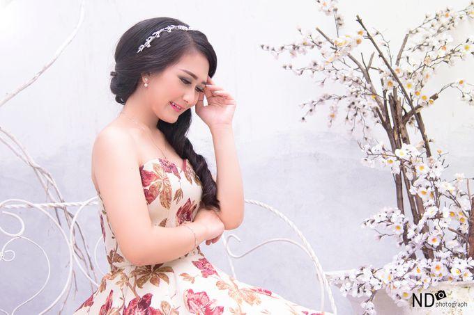 Photo Prewedding by ShenLeo Makeup - 003