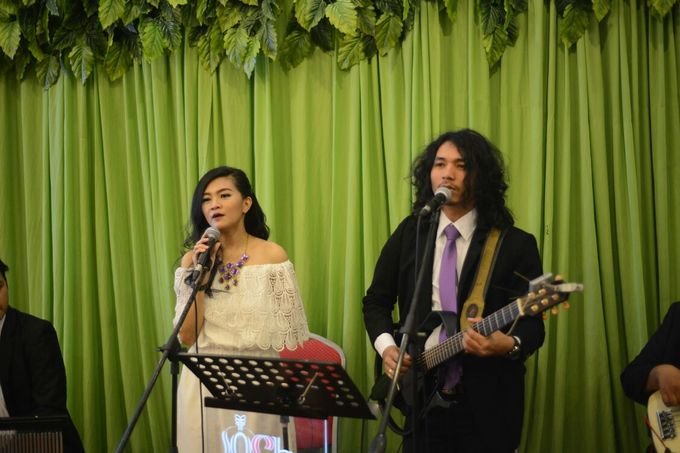 Rasimin & Viola Wedding At Fave Hotel by Fave Hotel Hypersquare - 002