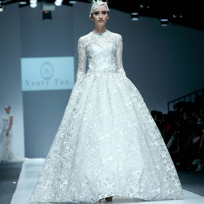 Premium Wedding Gown Design by Tracy Bridal House - 003