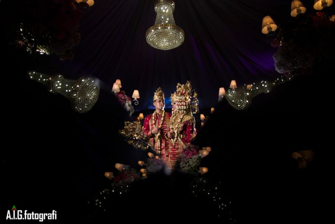Wedding Moment Of Wiwit And Firli. by AIG FOTOGRAFI - 001