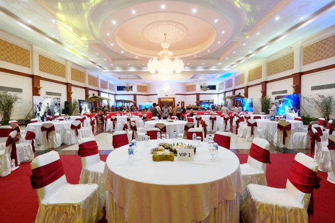 Dinner For Vip by BRAJA MUSTIKA Hotel & Convention Centre - 003