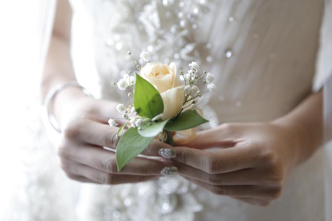 Bride Nails by VH Nails - 001