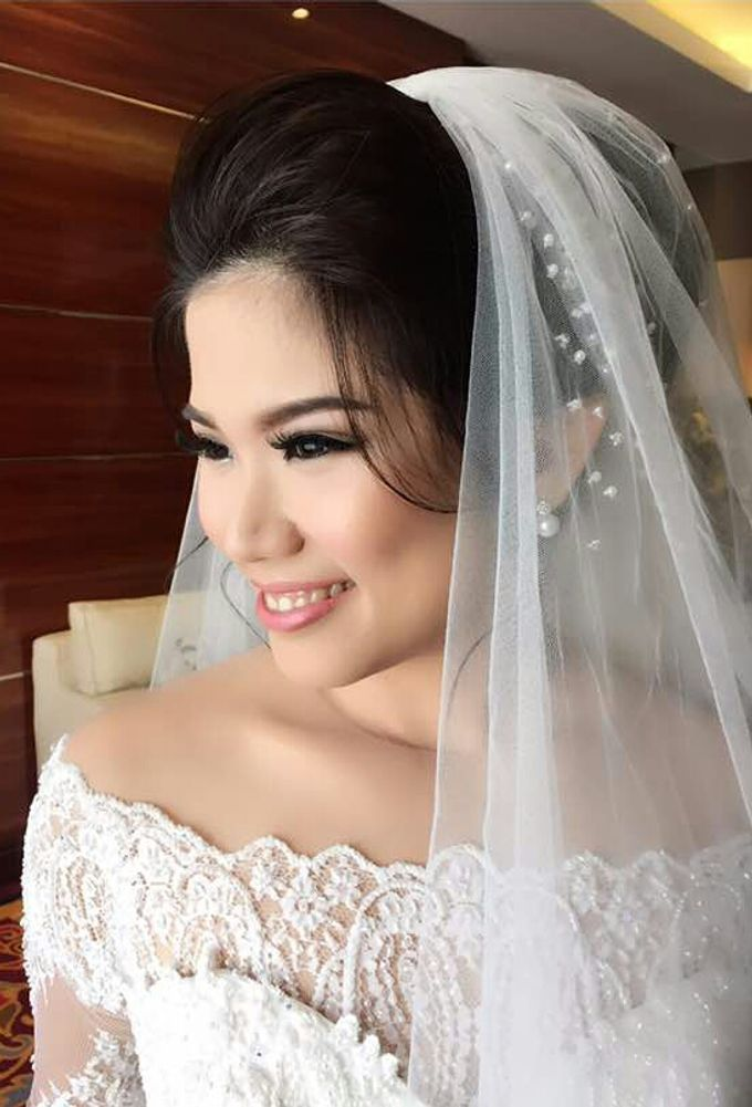 Make Up For Wedding by Lis Make Up - 020