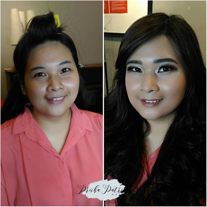 PHOTOSHOOT MAKEUP & HAIRDO - RATU SHOPPING by Priska Patricia Makeup - 005