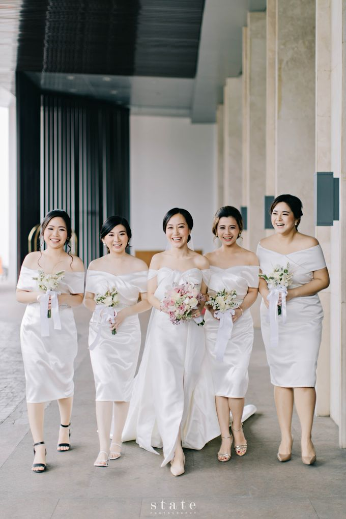 Wedding - Lizen & Devina by State Photography - 032