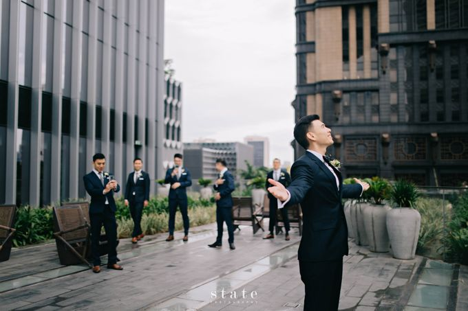 Wedding - Marc & Shenny Part 01 by State Photography - 040