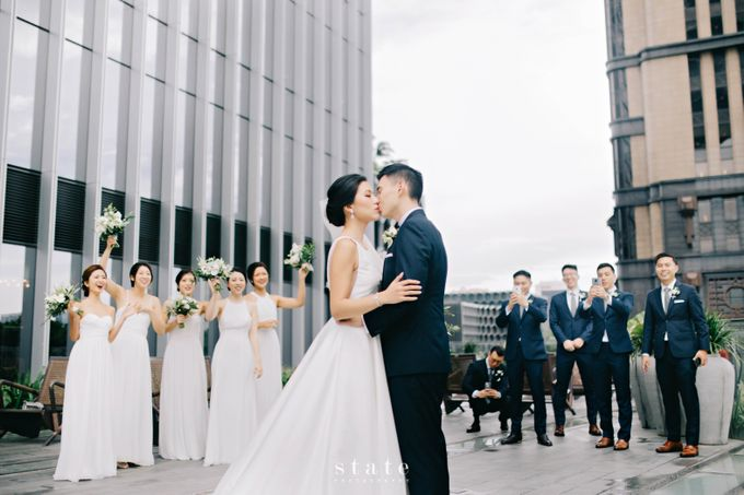 Wedding - Marc & Shenny Part 01 by State Photography - 047