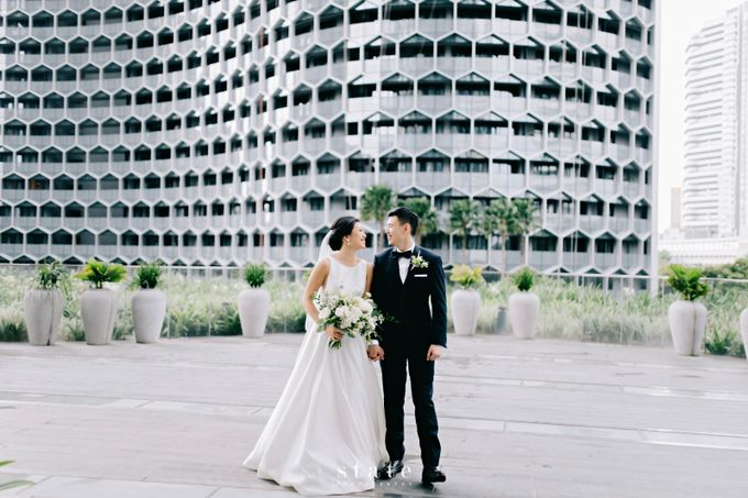 Wedding - Marc & Shenny Part 02 by State Photography - 001