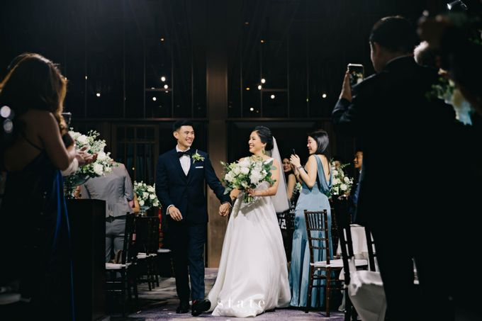 Wedding - Marc & Shenny Part 02 by State Photography - 020