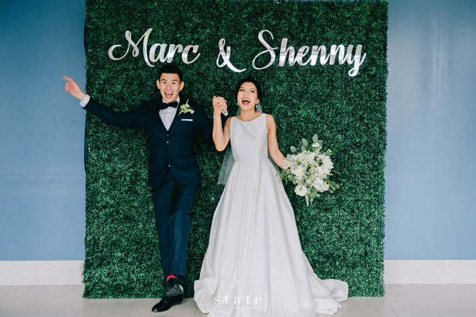 Wedding - Marc & Shenny Part 02 by State Photography - 043