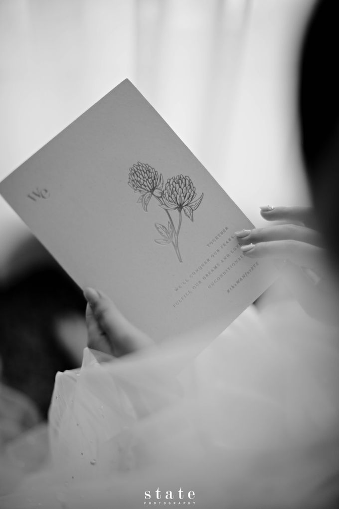 Wedding - Wangsa & Evelyn by State Photography - 007
