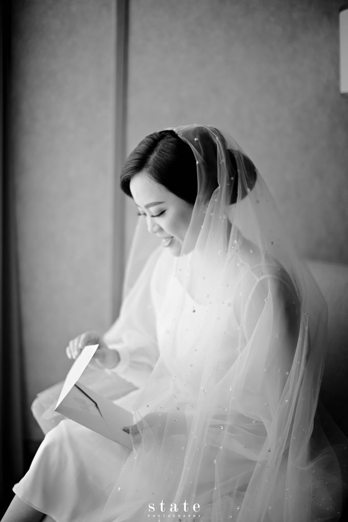Wedding - Wangsa & Evelyn by State Photography - 006