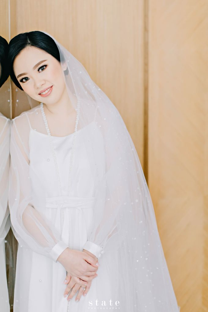 Wedding - Wangsa & Evelyn by State Photography - 008