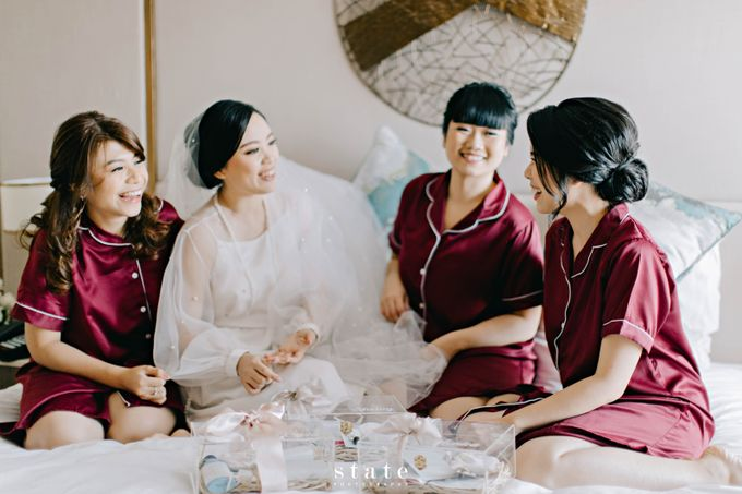 Wedding - Wangsa & Evelyn by State Photography - 016