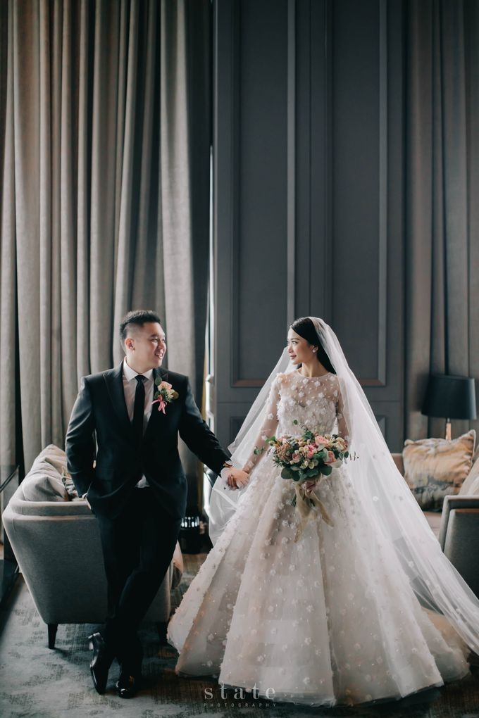 Wedding - Sony & Cynthia Part 01 by State Photography - 029