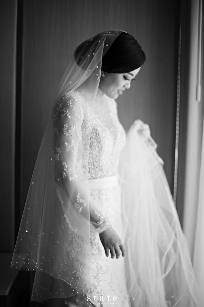 Wedding - Wangsa & Evelyn by State Photography - 019