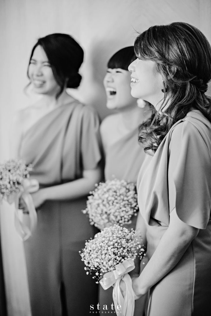 Wedding - Wangsa & Evelyn by State Photography - 027