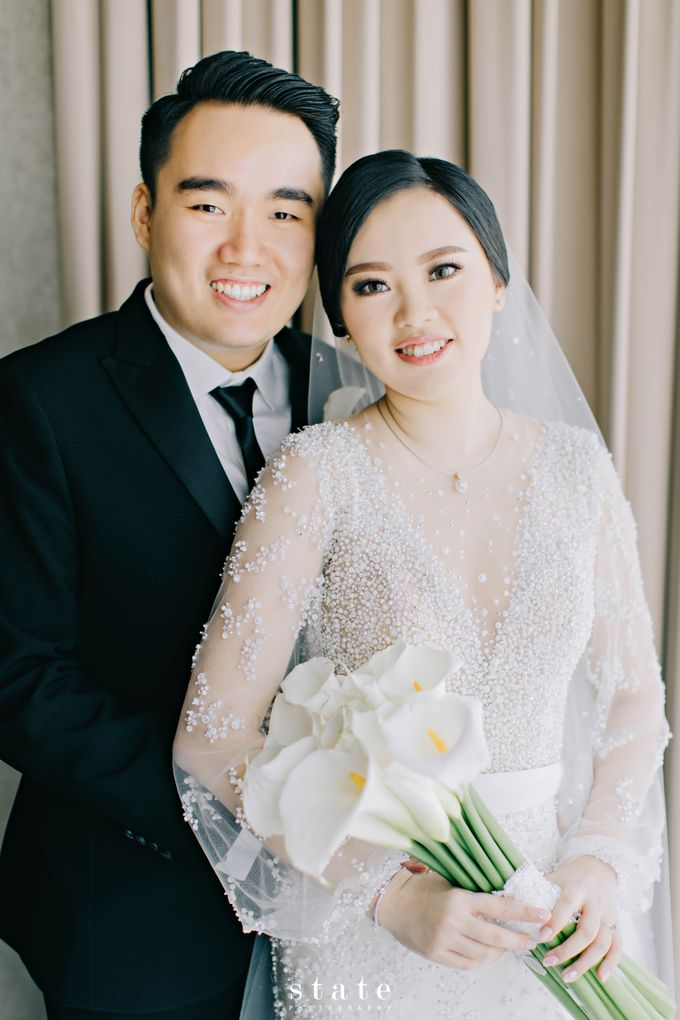 Wedding - Wangsa & Evelyn by State Photography - 029