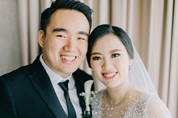 Wedding - Wangsa & Evelyn by State Photography - 028